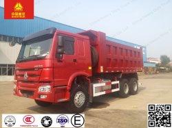 30ton HOWO Dumper 371HP luz caixa basculante Caminhão Basculante