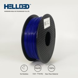 Beaucoup de couleurs de l'imprimante de SDV 1,75mm 1kg filament de l'imprimante 3D'ABS
