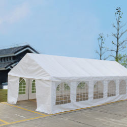 Parte de la especificación de las tiendas de campaña es de 5 * Material de 12m PE/PVC Actividad de la boda de la Iglesia la Carpa del Festival de catering para banquetes exposición mayorista la tienda