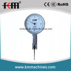 0-0.8mm 0.01mmの卒業の6つ石のダイヤルテスト表示器の測定のツール