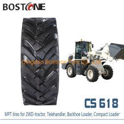 405/70-20 ermüdet 24 Mpt 520/70-16 Reifen für Rad Ladevorrichtungen, Telehandlers und Mini-Kipper