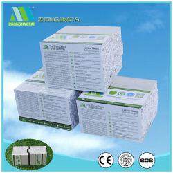 Reciclar Energysaving construcción sándwich EPS de pared con panel de cemento
