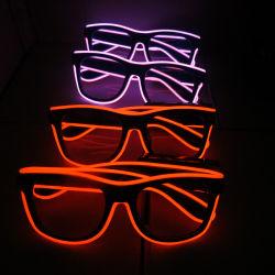 EL óculos óculos intermitente para o contratante/Eventos/Festivals
