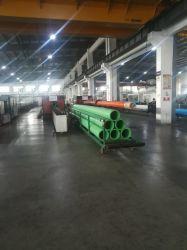 Tubo de HDPE para a água reciclada a cor verde
