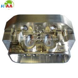 Alliage d'aluminium personnalisée OEM hydraulique/tête de vérin à gaz pour la partie du moteur