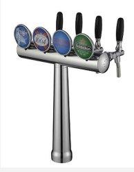El equipo de la barra de la torre de cerveza de grifo 4