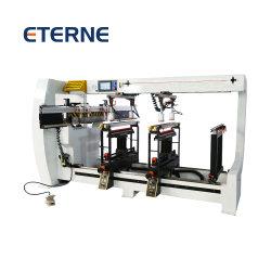 Automatische vertikale Horizonal Randed Zeile CNC-hölzerne Bohrmaschine
