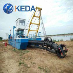 鉱山の砂の吸引の浚渫船の機械設備