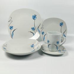 Articoli di ceramica del pranzo dell'insieme di pranzo della porcellana 20PCS di buona qualità