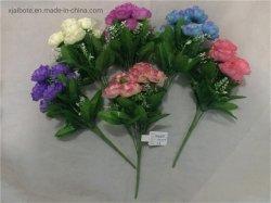 Fabrik-direkter Großverkauf-unterschiedliche Entwurfs-Silk Gewebe-Rosen-künstliche Blume