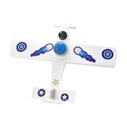 Giocattoli di gioco esterni dell'aeroplano di volo dei capretti DIY di migliori prezzi