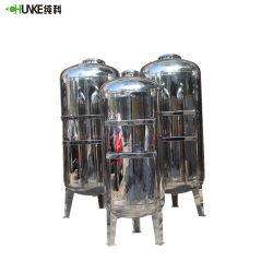 Filtro mecánico de acero inoxidable Industrial de arena para el tratamiento de agua