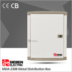 La Chine nouvelle conception de type 3 Phase 8 façons de métal boîte de CWM de Distribution