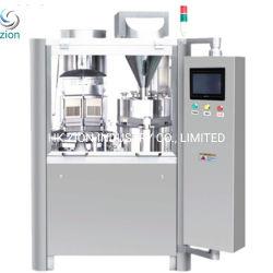 معتمد من قبل الاتحاد الأوروبي كابسولي Hard Gelatin Capsule ثنائي الجانب جهاز الطباعة اللوحي Njp-1200c ماكينة تعبئة التضمين الطبي التلقائي المعدات