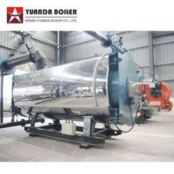 Riscaldatori di olio termici infornati combustibile industriale della caldaia termica dell'olio del gas naturale