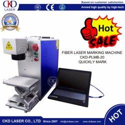 Marcação a Laser de fibra de desktop portátil gravura máquinas para pequenas empresas de telefonia móvel de plástico de metal de jóias caso a Impressão de marca