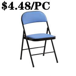 مقعد قابل للطي قابل للتكديس في اجتماع Footrest الخارجي الشهير للبيع الساخن