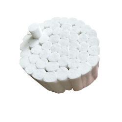Стоматологическая марлей хлопка вальцы Non-Sterile 100% натуральный хлопок высокой абсорбирующей хлопка