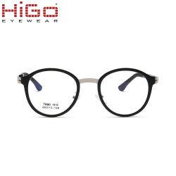 도매를 위한 새 모델 Eyewear Tr90 프레임 광학 유리