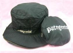 Promotion pliable Sac Sun Hat avec fermeture à glissière