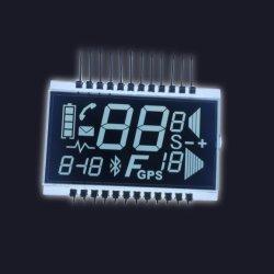 Va/Tn/Htn/Stn/FSTN 관례 7 세그먼트 LCD 디스플레이