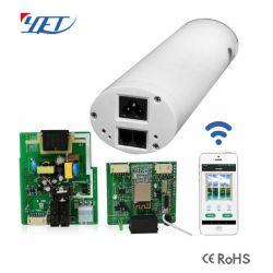 وحدة تحكم ستارة WiFi الكهربائية ذات المحرك الأنبوبي تترك مستقبل الستارة Yet848PC-WiFi
