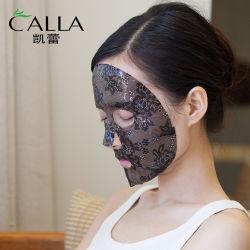 La dentelle d'hydrogel hydratation intensive nourrissante Masque facial feuille de soins de la peau