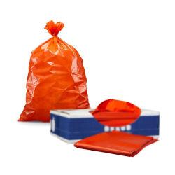 Gute Qualität Heavy Polythene Kunststoff Lebensmittel Takeaway Verpackung Trash Poly Müllbeutel