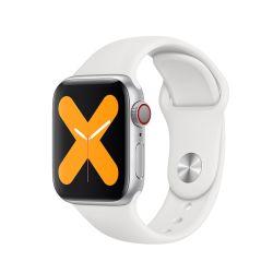 2020 manopola piena Smartwatch di pressione sanguigna di frequenza cardiaca di tocco di chiamata astuta della vigilanza Tx7 Bluetooth per la vigilanza di sport delle donne degli uomini
