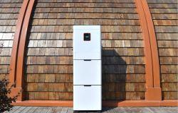 تخزين بطارية 5 كيلو واط في الساعة على الشبكة وإيقاف تشغيل الشبكة الكل في نظام الطاقة الشمسية واحد