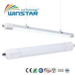 De LEIDENE Lineaire Inrichting IP65 2FT/36W van de Verlichting maakt Montage Triproof Lighting&#160 van de Lamp van het tri-Bewijs van de Montage de Lichte Openlucht waterdicht;