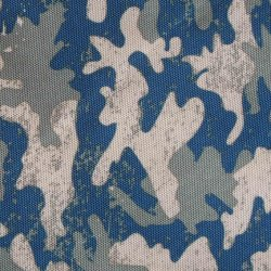 Oxford 600D/PVC 900D/PU tissu de polyester de camouflage d'impression