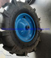 4.00-8 rotella di gomma pneumatica di alta qualità per i veicoli dell'azienda agricola di Micro-Lavorazione e la piccola trinciatrice dell'erba
