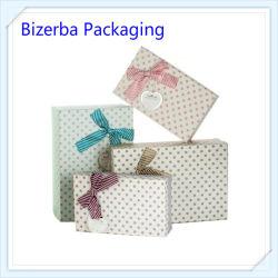 L'impression offset Colorfull Handmade Paper Box en carton