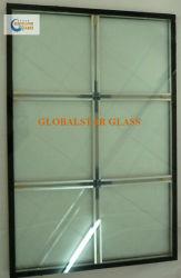6+12A+6mm vidro oco/ barra de decoração/ vidro vidro temperado/ BAIXA E COPO/ baixa o vidro Ferro/ o vidro temperado