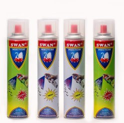 Anti Mosquito Aerosol Insecticide Spray Fly Killer Chemical Insecticide Spray