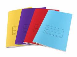 Encuadernación grapado baratos cuaderno escolar los estudiantes de cosido de grapas lindo Cuaderno Cuaderno de ejercicios