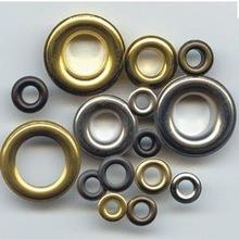 衣類の金属のアイレットそしてグロメットをカスタム設計しなさい