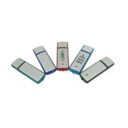 Kleine MOQ bunte Kunststoff tragbare USB 2,0 USB 3,0 schnell Speed Flash Drive Pendrive mit freien Daten