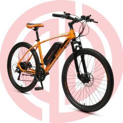 bici di montagna elettrica d'acciaio della batteria di litio della sospensione 36V250W