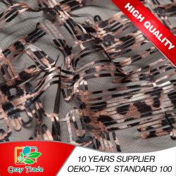 Новая конструкция ремень вышивка с ОС Snow Leopard стиль печати
