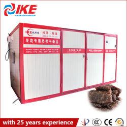 L'énergie de l'électricité à haute température de l'enregistrement de la machine de séchage de la pompe à chaleur