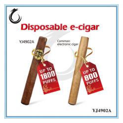 Wegwerfbares Electronic Cigar mit 1800puffs (YJ4902A)