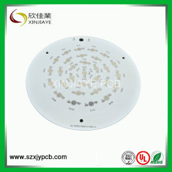 Condizionatore di potenza con circuito stampato a LED