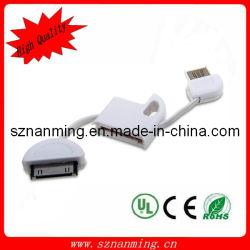 Synchro du porte-clés USB Data Cable Charger pour 30pin USB