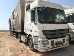 Usado para Serviço Pesado Mercedes Benz principal motor do cabeçote do carro de caminhões de carga 4X2 VEÍCULO para rebocar o trator