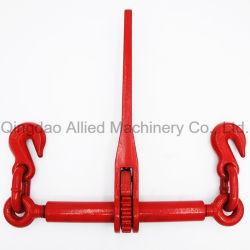 C45 L-140 de la carga de acero rojo encuadernadoras encuadernadoras trinquete