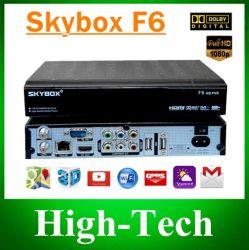 Skybox F6 PVR HD Receptor de Satélite, Skybox F6 HD