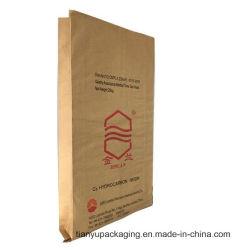 25kg 50kg Packpapier-Garn-Kleber-Beutel