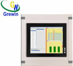 3000c zentralisierter Sichtanzeigegerät-Digital-Panel-Messinstrument-Voltmeter für das Messen
